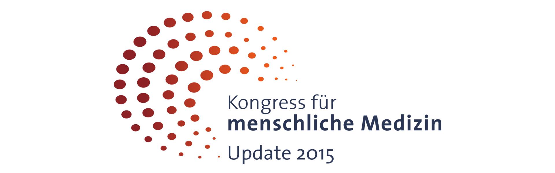 Kongress für menschliche Medizin - Update 2015 Logo